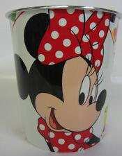 Disney Minnie Mouse Blanc POUBELLE