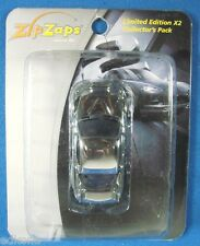 NEW ZipZaps Micro RC Marvel X-Men X2 Chrome Mazda RX8 Body Top Collector Pack