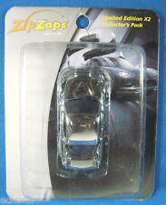 NEW ZipZaps Micro RC Marvel X-Men X2 Chrome Mazda RX8 Body Top Collector Pack