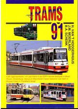 Trams 1991 reich bebildertes Jahrbuch in Holländisch