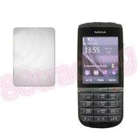 10 x FULL Front LCD Screen Protector Guard Film for Nokia Asha 300