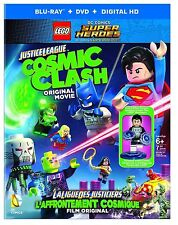 LEGO DC Comics Super Heroes: Justice League: Cosmic Clash [With Figurine]  NEW