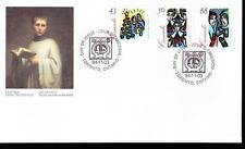 Canada 1994 FDC sc# 1533-1535 Christmas Carolling, combination of 3