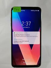 LG V30 H932 64GB US Cellular T-Mobile ONLY Smartphone Cellphone Silver T397