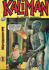 Kaliman El Hombre Increible #488 Abril 5, 1975 - Mexico