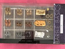Black Label Barbie Basics Accessories Look 1 Collection 2.5 Beautiful Rare Set