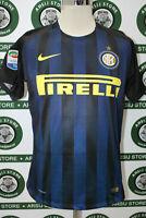 maglia calcio INTER D'AMBORSIO TG L 2016/17 shirt maillot trikot camiseta