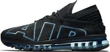 Nike Air Max Flair Mens 942236-010 Black Neo Turquoise Running Shoes Size 9