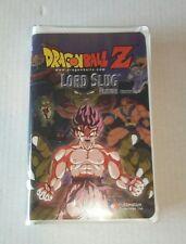 Dragon Ball Z: The Movie - Lord Slug (VHS, 2001, Uncut) Clamshell