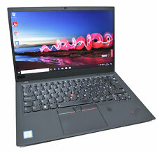 Lenovo Thinkpad X1 Carbon 6th Gen: Core i7-8650U, 512GB, 16GB RAM, Warranty VAT