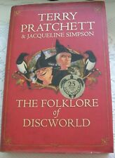 Terry Pratchett & Jacqueline Simpson The Folklore of Discworld