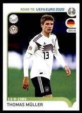 Panini Road to Euro 2020 - Thomas Müller Germany No. 129