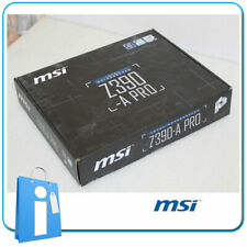 Placa base Core 8th 9th ATX Z390 MSI Z390-A PRO Socket 1151 con Accesorios