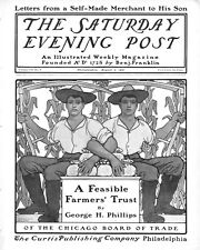 Saturday Evening Post  -  Full Magazine  -  No Mailing Label  -  August 3, 1901