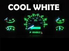Gauge Cluster LED Dash kit Cool White For Ford 92 96 Bronco F150 - F350 Truck