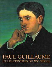 V. RARE - PAUL GUILLAUME - LEADING FRENCH DEALER-COLLECTOR - FULL ILLUST STUDY