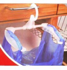 Hanging Rubbish Waste Bag Kitchen Carrier Bag Bin Holder Caravan Camping Tent