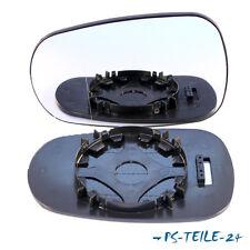 Spiegelglas für RENAULT MEGANE I 1995 - 1999 links asphärisch fahrerseite