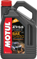 Motul Atv/Sxs Power 4T 10W50 4Lt 105901