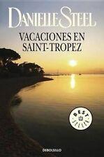 NEW Vacaciones en Saint-Tropez (Biblioteca Danielle Steel) (Spanish Edition)