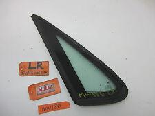 GLASS WINDOW REAR QUARTER LR LH LEFT DRIVER CAR 94-03 SAAB 9-3 900 HB HATCHBACK