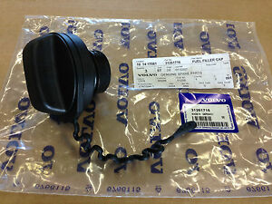 GENUINE VOLVO FUEL FILLER CAP *PETROL ONLY* V70 XC70 S80 V60 S60 V40 31261716