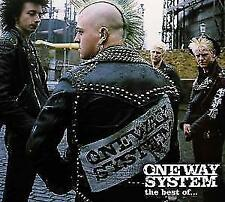 One Way System - The Best Of, Digipack, Neu OVP, CD, 2015