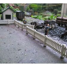 6 FENCE PANELS HINGED GATE FOR GARDEN RAILWAY 16MM SCALE SM32 G45