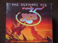 The Ultimate Yes 35th Anniversary Collection Double CD.Both Discs In Ex.Cond.