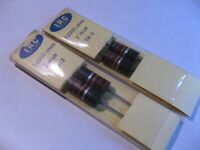 Resistor 2W 12000 Ohm 12K 10% IRC Carbon Composition - NOS Qty 4