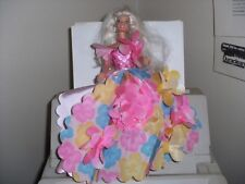 never played with flowering dress barbie