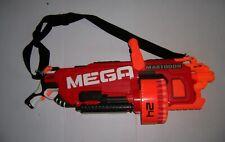 Nerf N-Strike Mega Mastodon Blaster Soft Dart Gun 24 Dart Drum Battery Operated