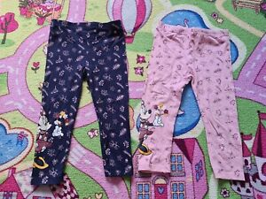 Disney Leggings 92 Baby Girl