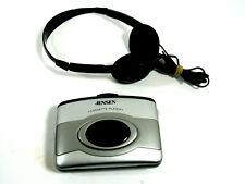 Jenson SC-6A Personal Cassette Player SC-6A With Vintage Headset Headphones