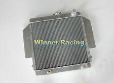 Fit Suzuki Jimny SJ413 Samurai JA51 1300 1.3L G13 1984-1998 aluminum radiator