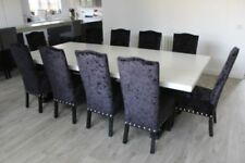 Handmade Oak Up to 10 Seats Kitchen & Dining Tables