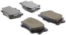 Disc Brake Pad Set Rear Centric 105.12120