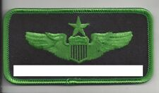 Patch Usaf 459th Flying Training Sq Fts Male Name Tag Nametag Lead