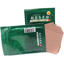 16pc Tiger Pain Cure Balm Medicine Ache Ease Herbal Rheumatism Massage Stickers