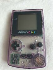 Nintendo Game Boy Color Violett Handheld-Spielkonsole (12941553583)