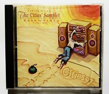 The Cities' 97 Sampler - Vol. 7: Essentials by Various Artists (CD, 1995, KTC)