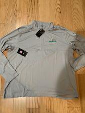 Nike Men's Dri-Fit Super Bowl LIV 54 Long Sleeve 1/2 Zip Top Shirt Size XXL NFL