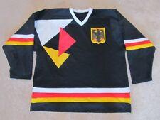 Germany Deutschland International Hockey Jersey-Adult L
