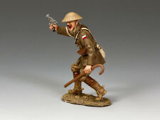 FW189-V Advancing Officer (Victoria) by King and Country