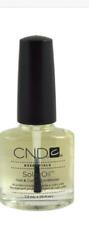 Cnd Creative Nail Design Solar Oil 0.25oz - New