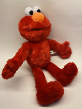 "Sesame Street Elmo Plush Stuffed Animal 10"" Plush Doll Toy - New"