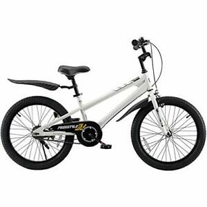 RoyalBaby Kids Bike Boys Girls Freestyle BMX Bicycle With Kickstand Gifts for...
