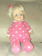 "Mattel 1964 Drowsy The Classic Collection Sleepy 15"" Baby Doll Talking Vintage"