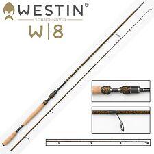 Westin W8 Spin 300cm M 7-30g Spinnrute, Weitwurfrute zum Kunstköderangeln