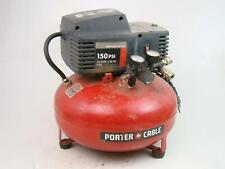 Porter Cable  Air Compressor / 6 Gallon + Hos, Regulator, Chuck  150PSI , C2006